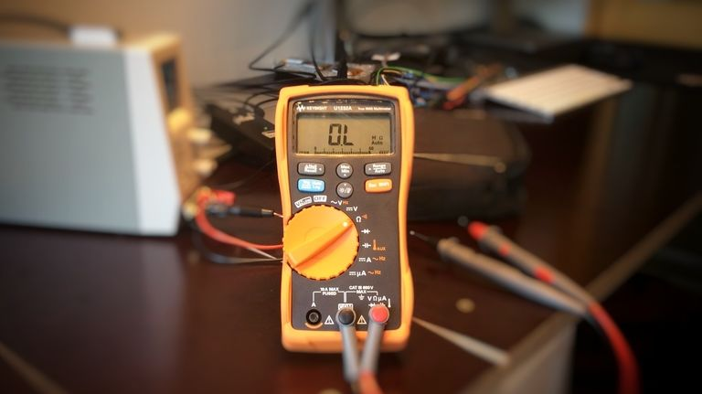 How to Measure Resistance with a Multimeter?