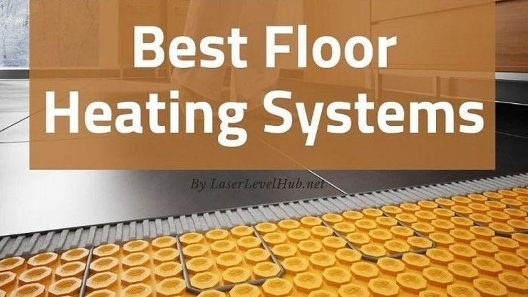 Top 10 Best Radiant Floor Heating 2020
