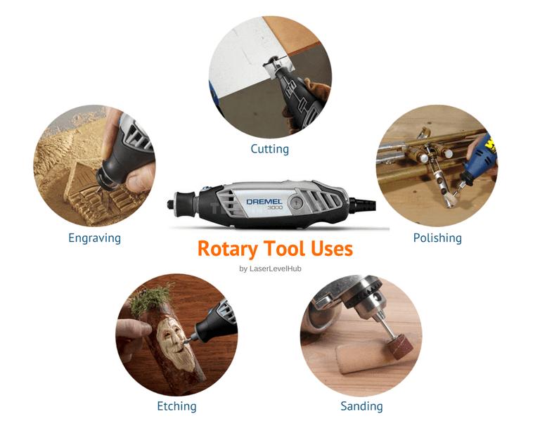 Rotary Tool Uses