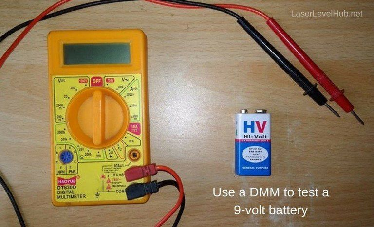 How to Test a Battery Using a Multimeter?