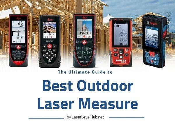 Best Outdoor Laser Measure - Outdoor Laser Measure Review